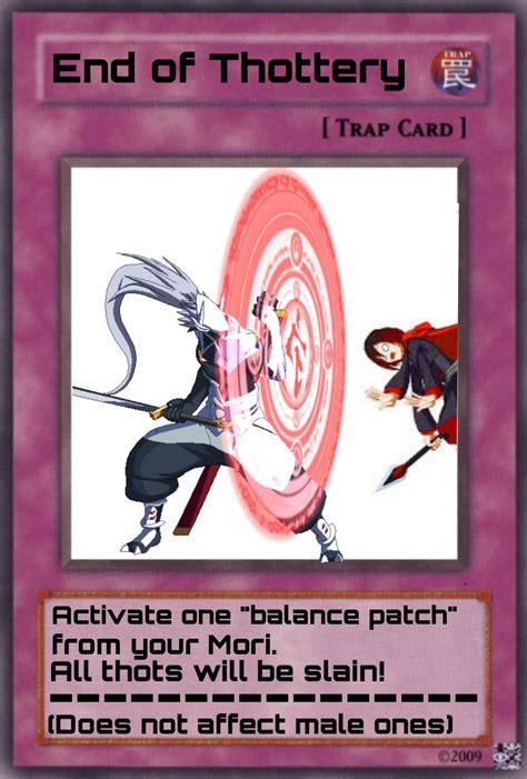 trap card activated meme comments