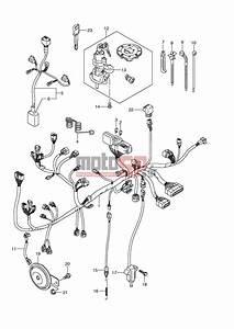 Suzuki V Strom 650 Wiring Diagram