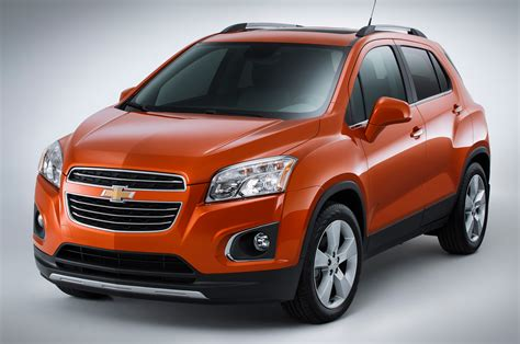 chevrolet trax prices specs  information car tavern