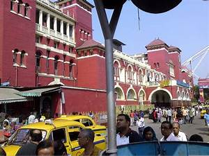Panoramio - Photo of Howrah Railway Station,Kolkata