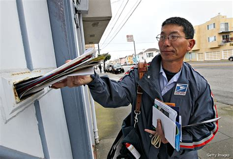 does usps deliver to your door door to door delivery from postal service could end if