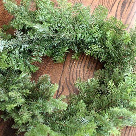 how to fix artificial christmas tree branches how to make a wreath using your leftover tree branches