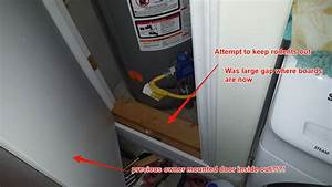 Safety - Have Gas Water Heater   Wondering If It Needs To Be In A Closet