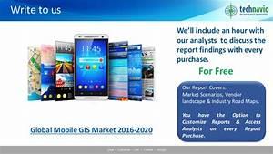 Global Mobile GIS Market 2016 2020