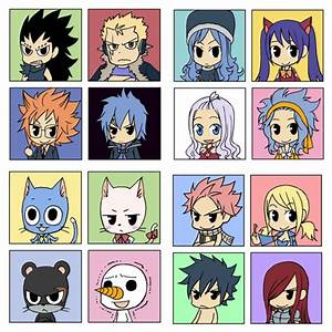Mages of Fairy Tail