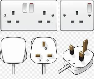 A Male Power Plug Wire Diagram