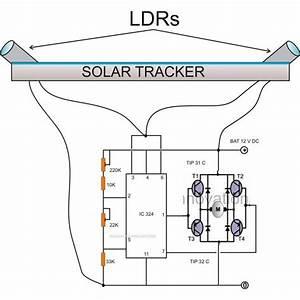 Image Result For Diy Solar Tracker System
