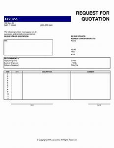 request for quote template excel 11 professional quotation template in word pdf doc