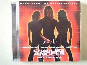 Charlies Angels Cd Soundtrack Full Throttle Made In ...
