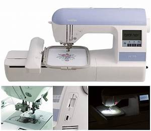 Brother Embroidery Machine Instructions