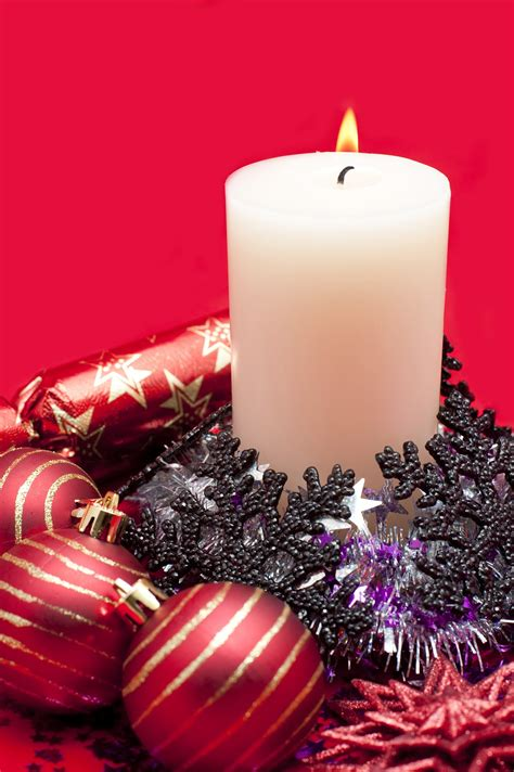 can you still buy xmas tensil photo of festive candle still free images