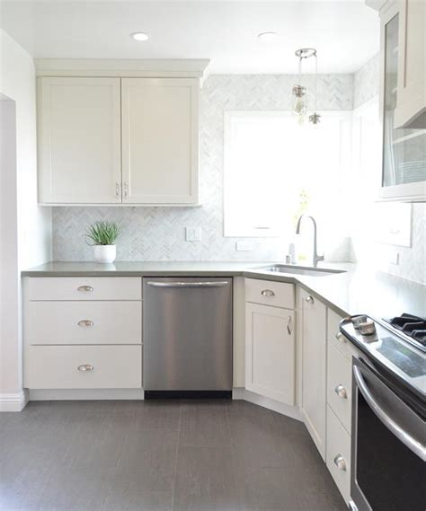 white cabinets tile floor white kitchen with gray plank porcelain tile floor 349 | gray porcelain plank floor tiles wood like