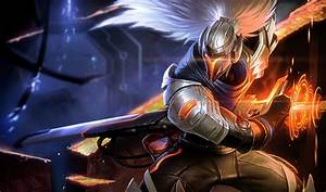 [Custom Skin + DL] ACTIVATED PROJECT: Yasuo, retexture ...