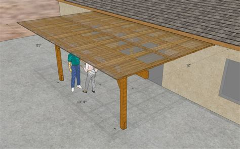 blog woods building plans wood patio cover
