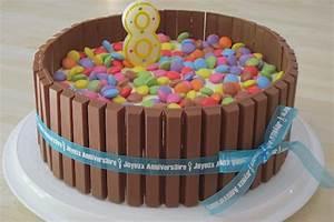 Gateau Anniversaire Garcon : anniversaire24 gateau anniversaire garcon 8 ans ~ Melissatoandfro.com Idées de Décoration