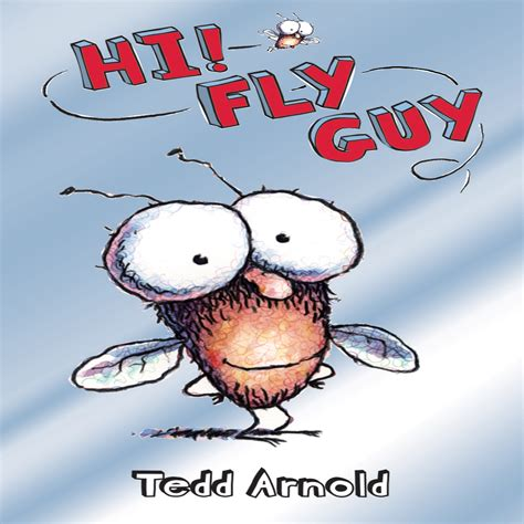 foto de Hi Fly Guy Audiobook by Tedd Arnold