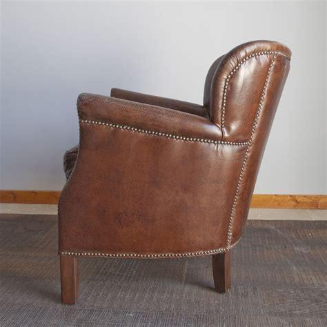 chehoma canap fauteuil cuir fauteuil aero en cuir cuir de vachette