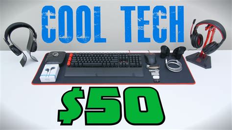 Cool Tech Under $50  October YouTube