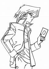 Coloring Yu Gi Oh Pages Kaiba Seto Magician Dark Gx Amazing Yugioh 5ds Again Netart Printable Getcolorings Trending Days Last sketch template