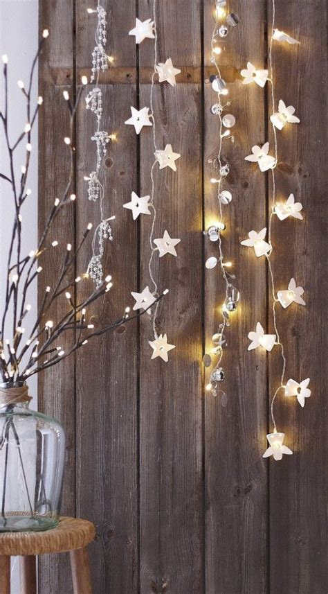 gorgeous indoor decor ideas  christmas lights