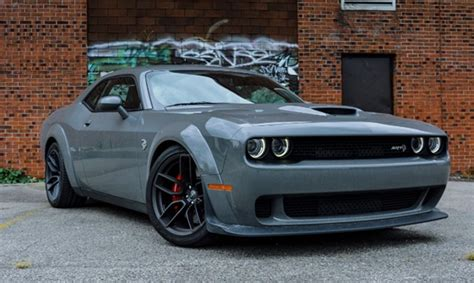 2020 Challenger Srt8 Hellcat by 2020 Dodge Challenger Srt Hellcat Canada Review Dodge