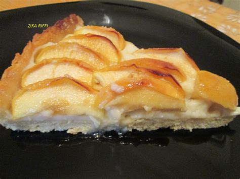 tarte au pomme pate brisee tarte aux pommes maison cuisine de zika