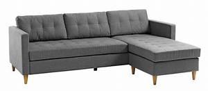 Sofa 2 60 M : sofa m sjeselong falslev gr tt stoff jysk ~ Bigdaddyawards.com Haus und Dekorationen
