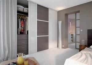Aménagement chambre sur mesure, placard, penderie et armoire