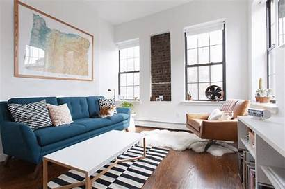 Living Furniture Rooms Space Apartment Paint Layout