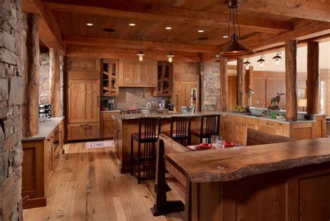renover une cuisine rustique en moderne des idées de cuisine rustique moderne bricobistro
