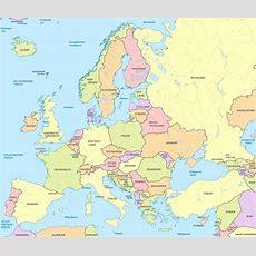 Liste Der Länder Europas Wikipedia