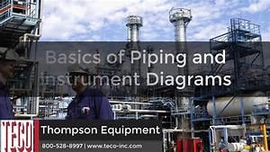 Basics Of Process Piping  Piping  U0026 Instrument Diagrams