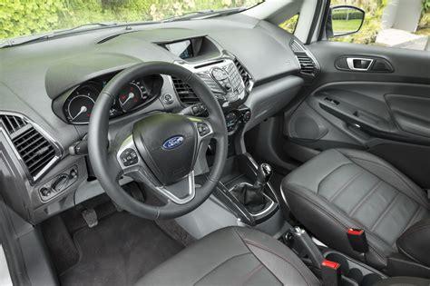 ford ecosport  ecoboost  nouveau moteur essence en