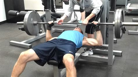 Trying To Find My Max Bench Press 225 Lbs, 2 Reps Youtube