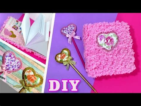 Decoration Ideas For Diary by Diy Personal Diary How To Decorate Pencils Tutorial