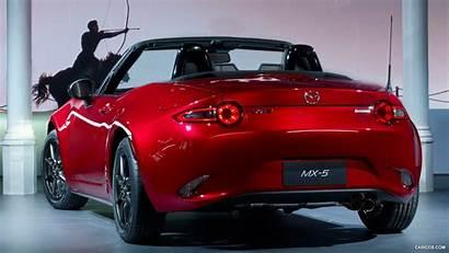 Mazda Mx Miata Rear