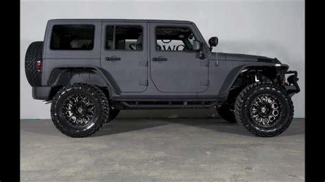 Custom 2013 Jeep Wrangler Unlimited By Starwood Custom