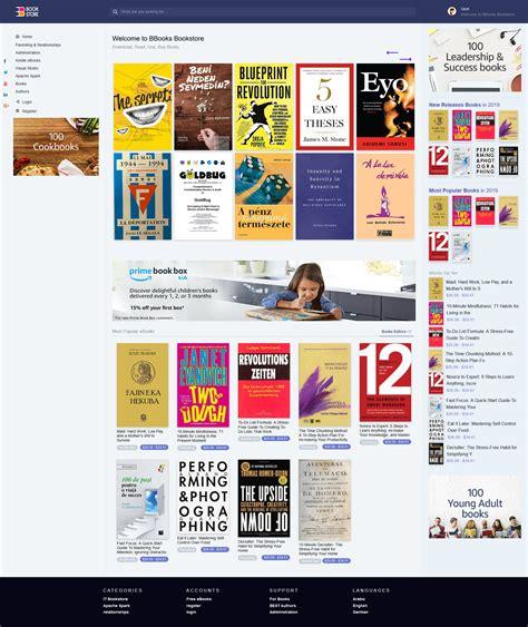 bbook bookstore script system website