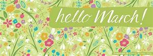 Hello March Facebook Cover | FB Covers | Pinterest | Hello ...