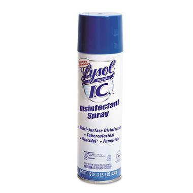 Lysol I.C. Disinfectant Spray, Original Scent (19 oz.,12