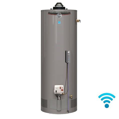 Gas Water Heater Rheem 40 Gallon Gas Water Heater