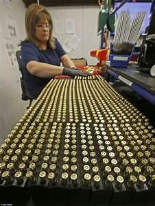 Incredible photos inside Barnes Bullets factory in Utah ...
