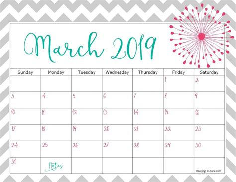 calendar  march printable calendar july