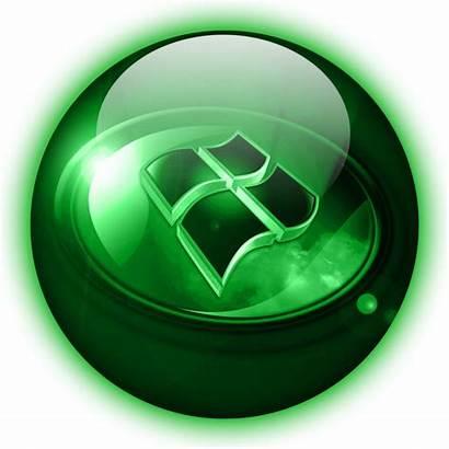 Windows Orb Start Transparent Glass Deviantart Webstockreview