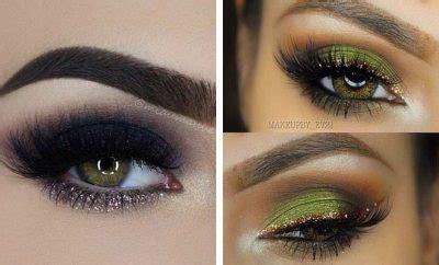 pretty eye makeup   green eyes stayglam