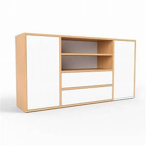 Sideboard Weiß Buche : wohnzimmer einrichten gestaltet eure oase mycs magazyne ~ Frokenaadalensverden.com Haus und Dekorationen