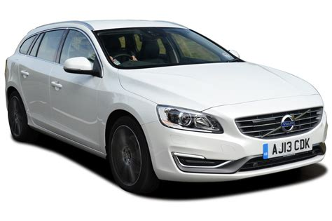 volvo  estate review carbuyer