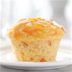 Apricot Breakfast Muffins