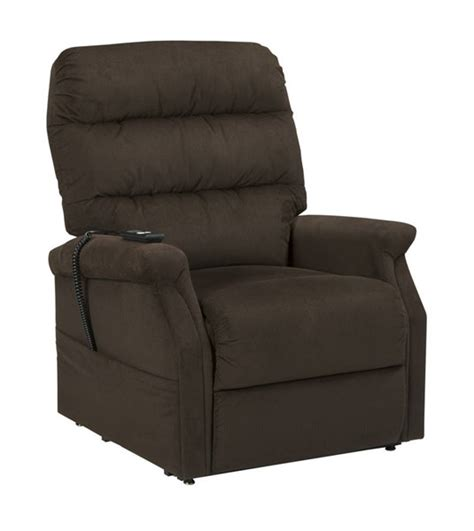 Power Recliner Deals by Furniture Brenyth Chocolate Power Lift Recliner