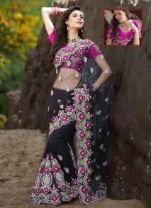 black saree blouse black color saree with blouse
